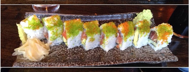 Kama Sushi is one of Showplace.