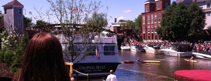 Fairport Canal Days is one of Cool places in NY (upstate).