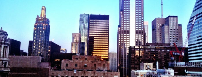 ROOF on theWit is one of Chicago Summer Guide: Best Rooftops.