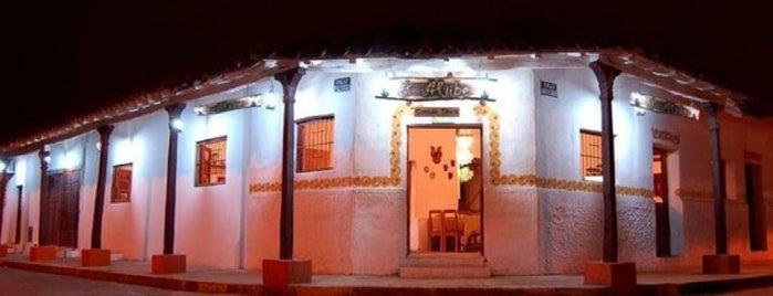 El Aljibe is one of Restaurantes Santa Cruz - Bolivia.