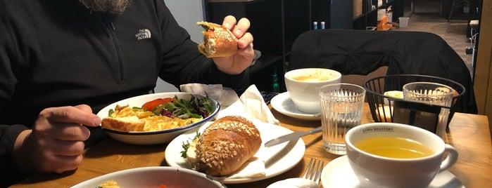 Meli Cafe & Bakery is one of helsinki m.
