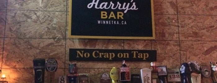 Crazy Harry's Bar is one of Samさんの保存済みスポット.