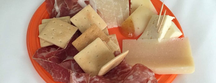 Prosciutto E Parmigiano is one of nさんの保存済みスポット.