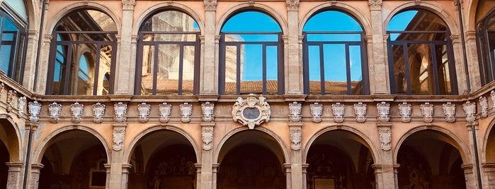 Teatro Anatomico is one of Bengi: сохраненные места.