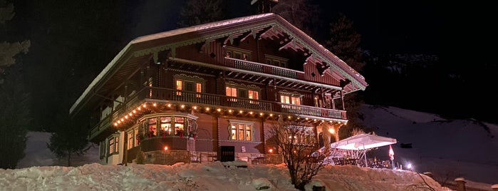 Restaurant Museum is one of St Anton.