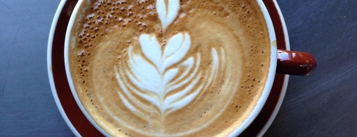 Stumptown Coffee Roasters is one of The New Yorker's Guide to a Weekend in Los Angeles.
