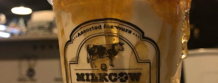 Milkcow is one of Tempat yang Disukai Doobya.