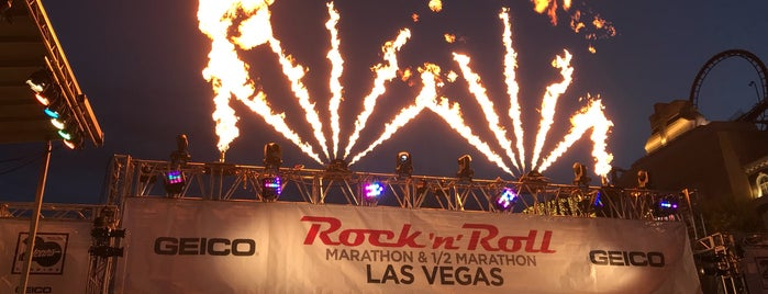 Rock 'n' Roll Las Vegas Marathon & 1/2 Marathon is one of USA Las Vegas.
