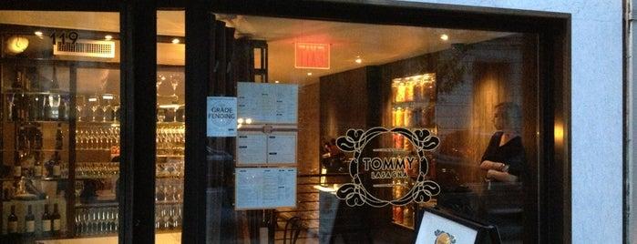 Tommy Lasagna is one of Molto Bueno 10X (NY).