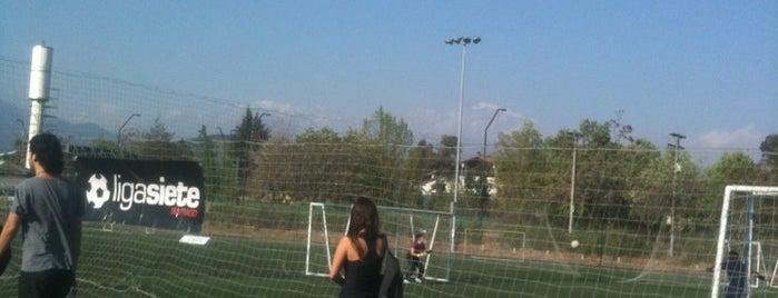 Ligas Femeninas is one of Estadios y canchas - Chile.