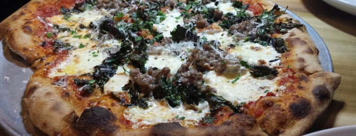 All Souls Pizza is one of Daingerfield/Davenport Wedding in Asheville!.