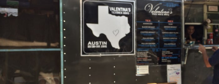 Valentina's Tex Mex BBQ is one of Austin.
