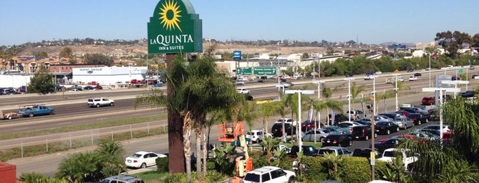 La Quinta Inn & Suites San Diego SeaWorld/Zoo Area is one of J.O.B..