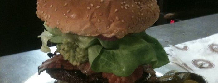 Gourmet Burger Kitchen is one of Del : понравившиеся места.