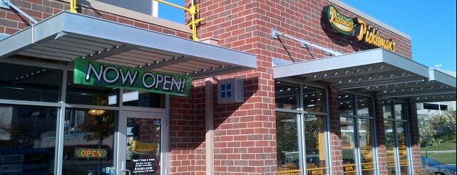 Pickleman's Gourmet Cafe is one of Vegetarian Kansas City.