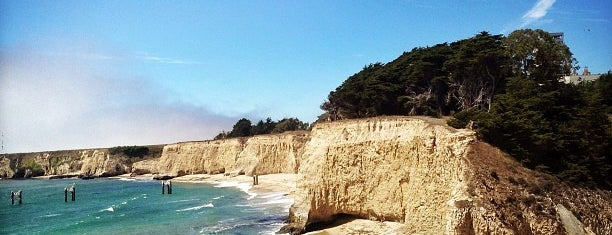 Davenport Cove Beach is one of HWY1: SF to Davenport.