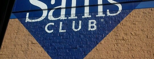 Sam's Club is one of Mexico City.