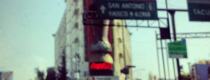 Av. Revolución is one of สถานที่ที่ Henry D ถูกใจ.