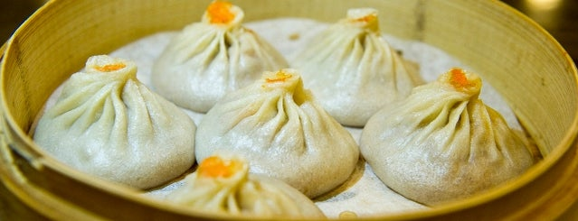 Dumpling Cafe is one of Lugares favoritos de Swen.