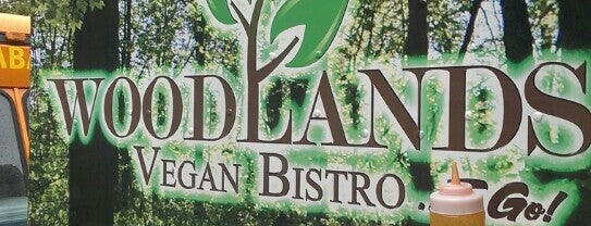 Woodlands Vegan Bistro is one of DC Bucket List.