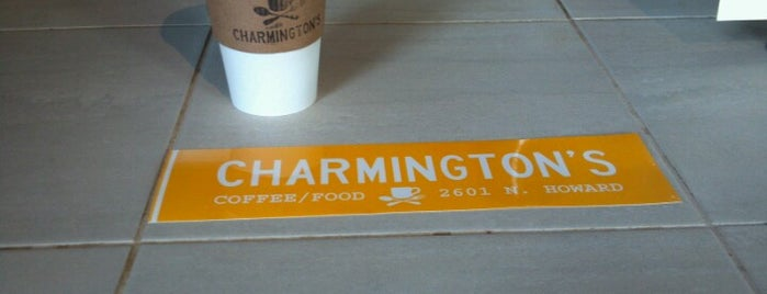 Charmington's is one of Places I've Reviewed.