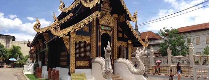 วัดอินทขีลสะดือเมือง is one of Chiang Mai To Do.