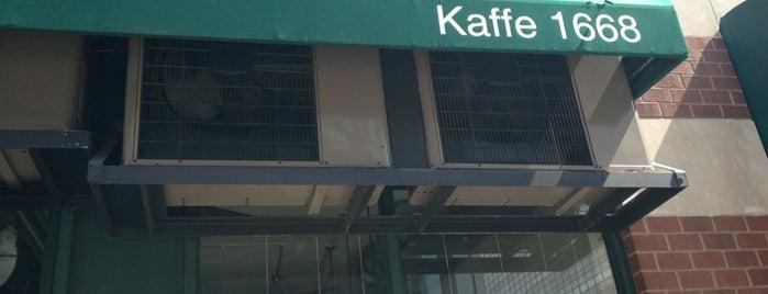 Kaffe 1668 is one of #myhints4NewYorkCity.