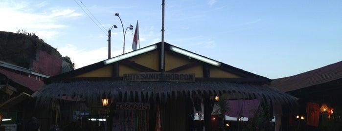Feria Atesanal Horcon is one of Lugares favoritos de Vicente.