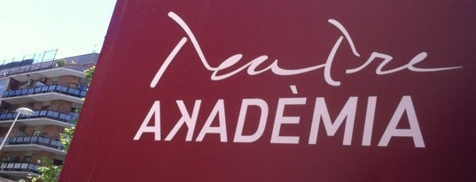 Teatre Akadèmia is one of Victoriaさんのお気に入りスポット.