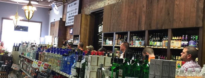 Big Red Liquors is one of Jared's Liked Places.