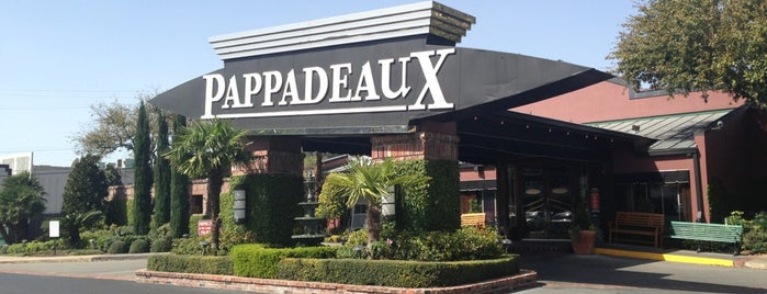 Pappadeaux Seafood Kitchen is one of Locais salvos de Ed.