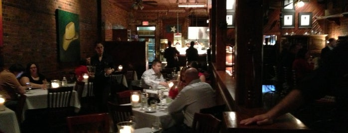 Lonesome Dove Western Bistro is one of Dining in Fort Worth!.