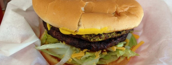 Del's Charcoal Burgers is one of * Gr8 Burgers—Juicy 1s In The Dallas/Ft Worth Area.