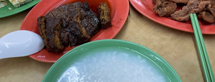 Kheng Nam Lee Eating House is one of Micheenli Guide: Supper hotspots in Singapore.