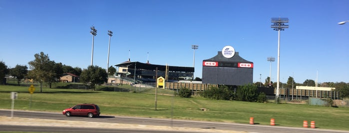 Nelson W. Wolff Municipal Stadium is one of Austin and San Antonio.
