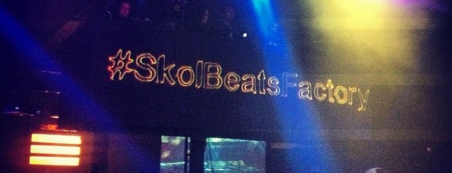 Skol Beats Factory is one of Henriqueさんのお気に入りスポット.