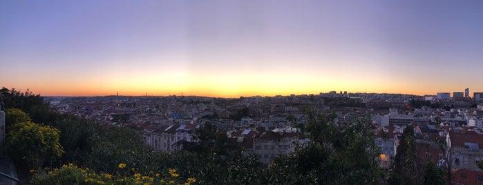 Pôr do Sol 🌅 em Lisboa