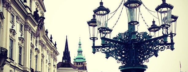 Prag Kalesi is one of Prague!.