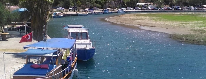 Çayağzı Tekne Limanı is one of Temporary List.