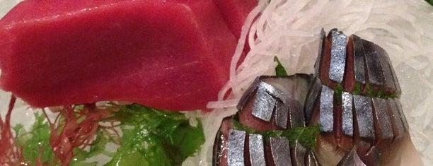 Honmono Sushi is one of Bangkok Gastronomy.