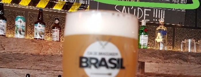 Cia De Brassagem Brasil is one of สถานที่ที่บันทึกไว้ของ M@Zenaide.