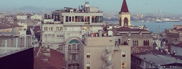 Kamer Hatun is one of İstanbul | Beyoğlu İlçesi Mahalleleri.