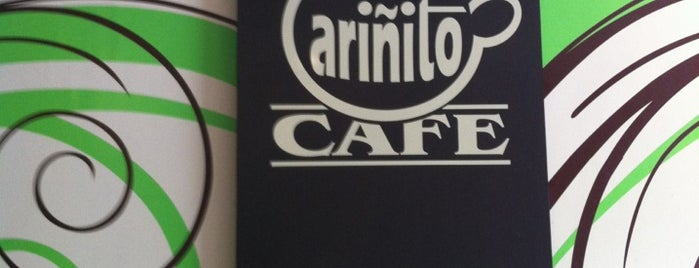 Mi Cariñito Café is one of Locais curtidos por Reyes.