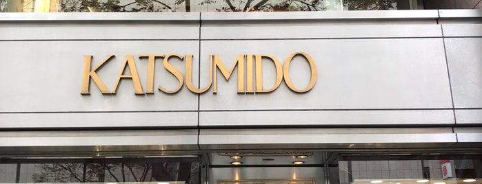 カツミ堂写真機店 is one of Tokyo 2018.