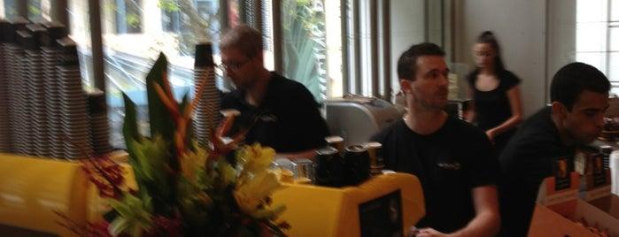 Aroma Espresso is one of Locais curtidos por Marcus.
