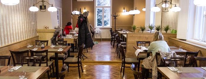 Remetekert Étterem is one of 7 cozy garden restaurants in Budapest.