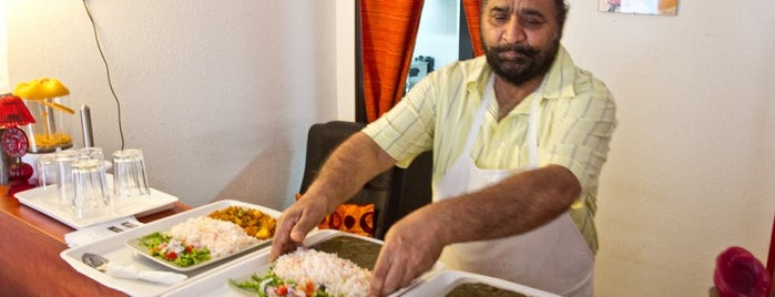 Bollywood Vegi Bar is one of Indian.