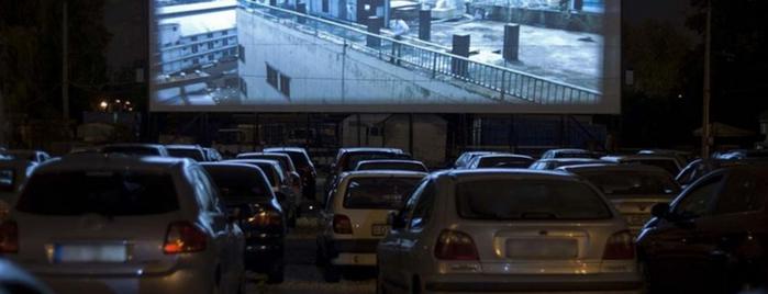 Fővárosi autópiac Autós mozi is one of To Do ^^.