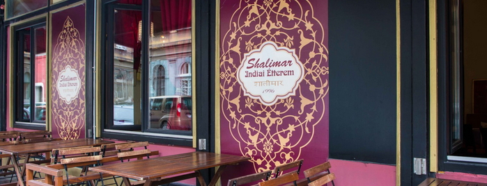 Shalimar Indiai Étterem is one of 9 great spots to eat Indian food in BP (2015).