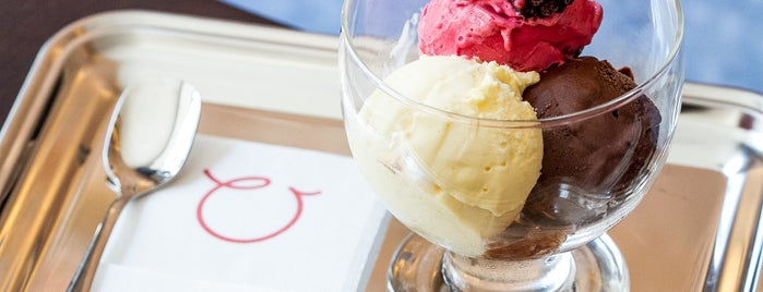 Veryberry Ice & Coffee bar is one of 5 outstanding ice-cream spots.